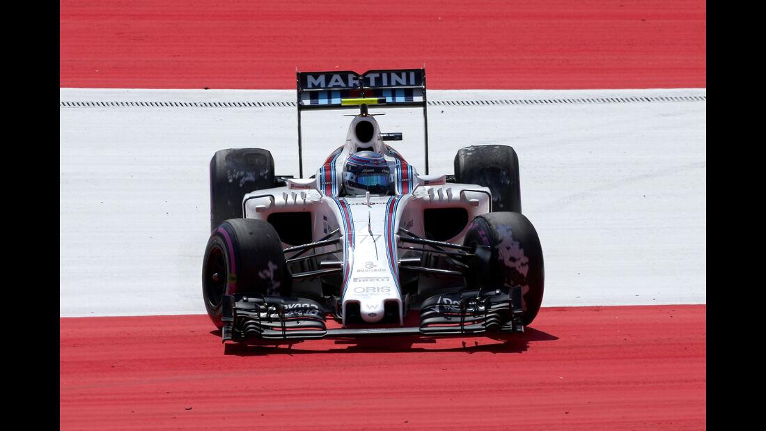 Valtteri Bottas - GP Österreich 2016