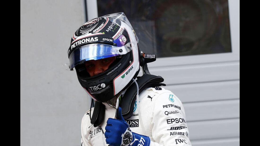 Valtteri Bottas - GP Österreich 2017