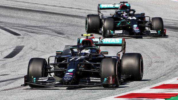 Valtteri Bottas - GP Österreich 2020