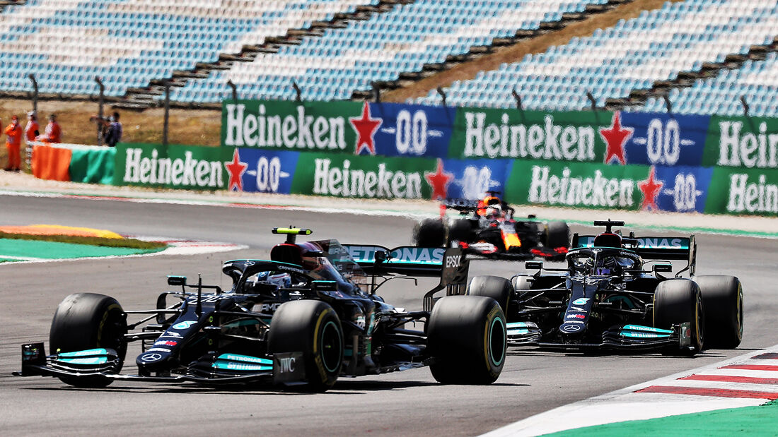 Valtteri Bottas - GP Portugal - Formel 1 - 2. Mai 2021