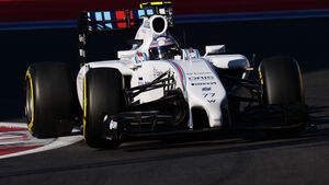 Valtteri Bottas - GP Russland 2014