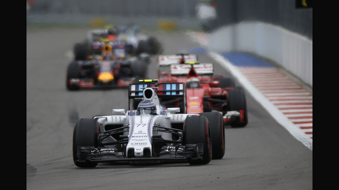 Valtteri Bottas - GP Russland 2015