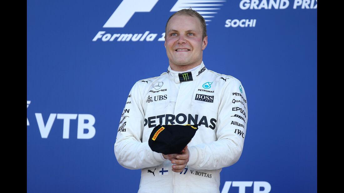 Valtteri Bottas - GP Russland 2017