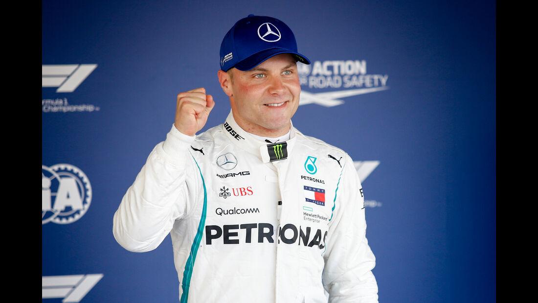 Valtteri Bottas - GP Russland 2018