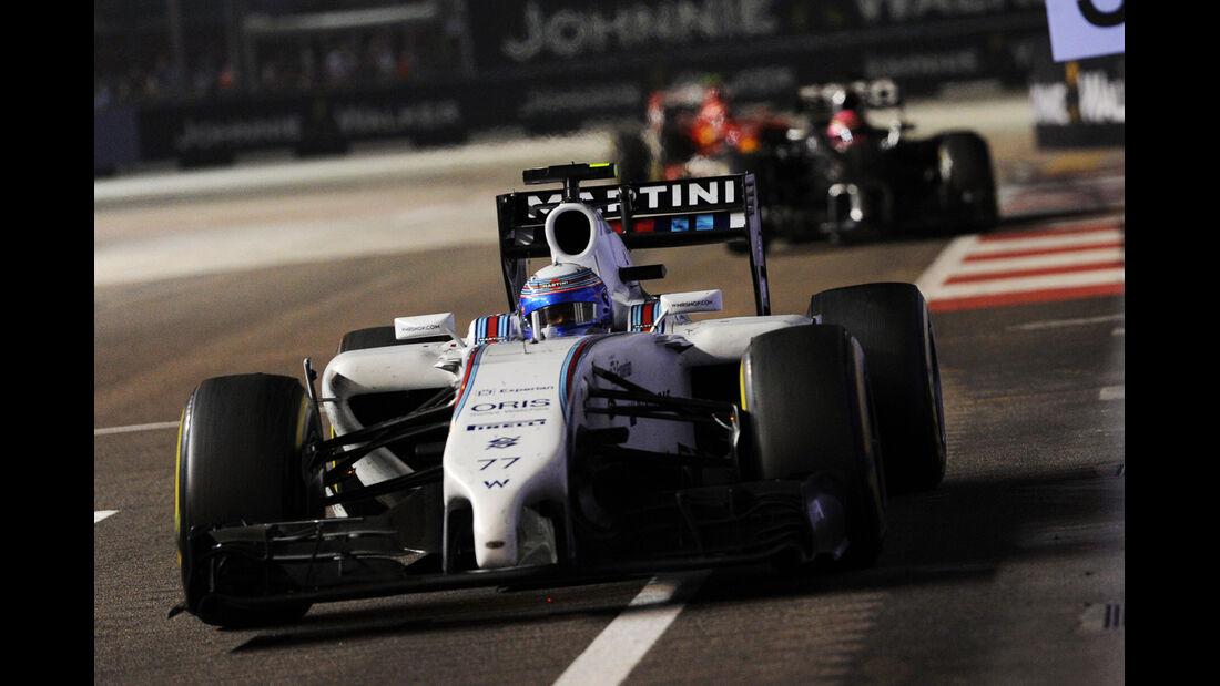 Valtteri Bottas - GP Singapur 2014
