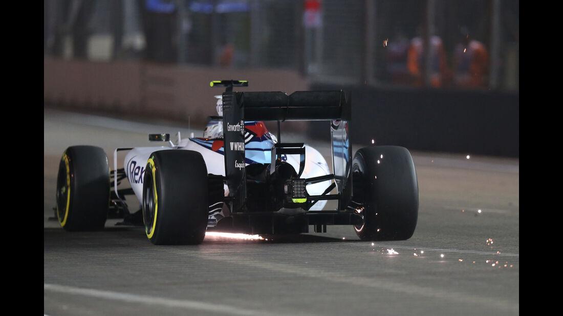 Valtteri Bottas - GP Singapur 2015