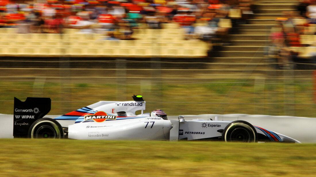 Valtteri Bottas - GP Spanien 2014