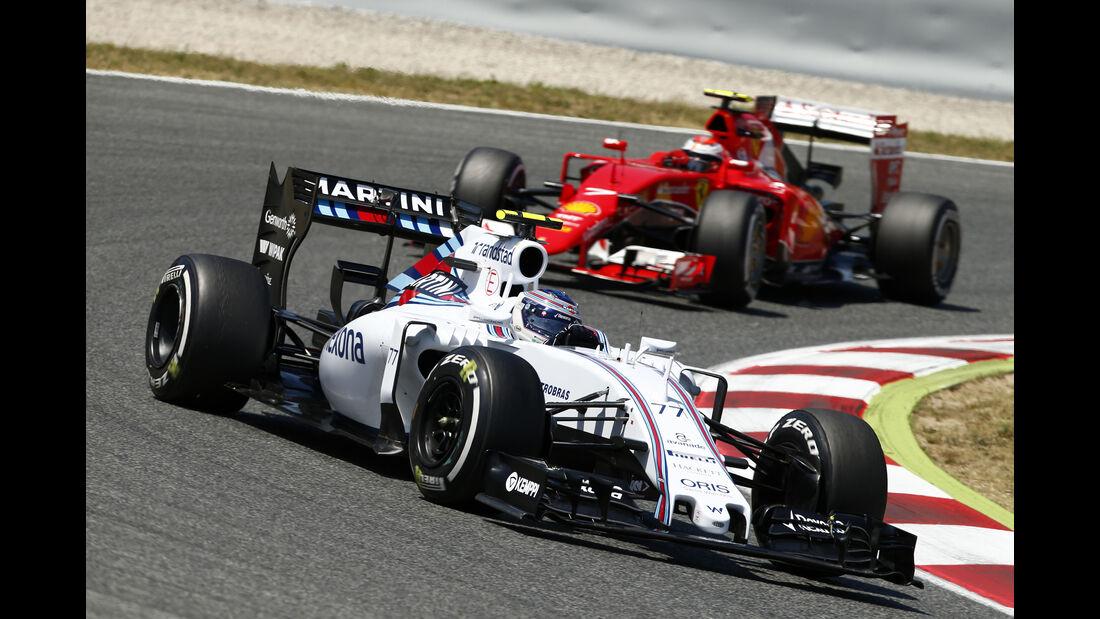 Valtteri Bottas - GP Spanien 2015