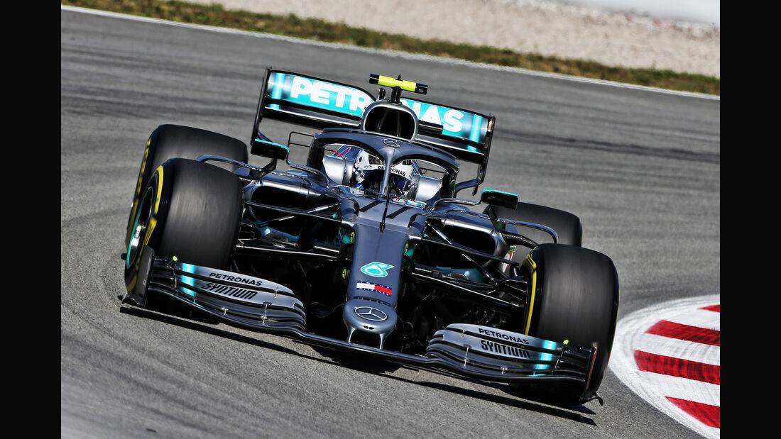 Valtteri Bottas - GP Spanien 2019
