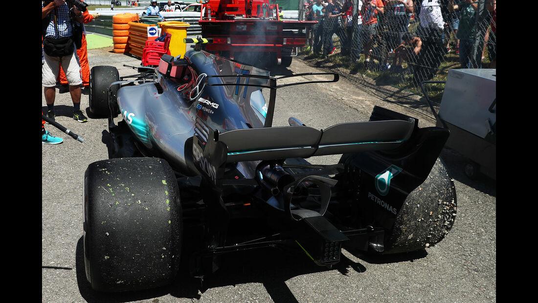 Valtteri Bottas - GP Spanien - Formel 1 - 2017