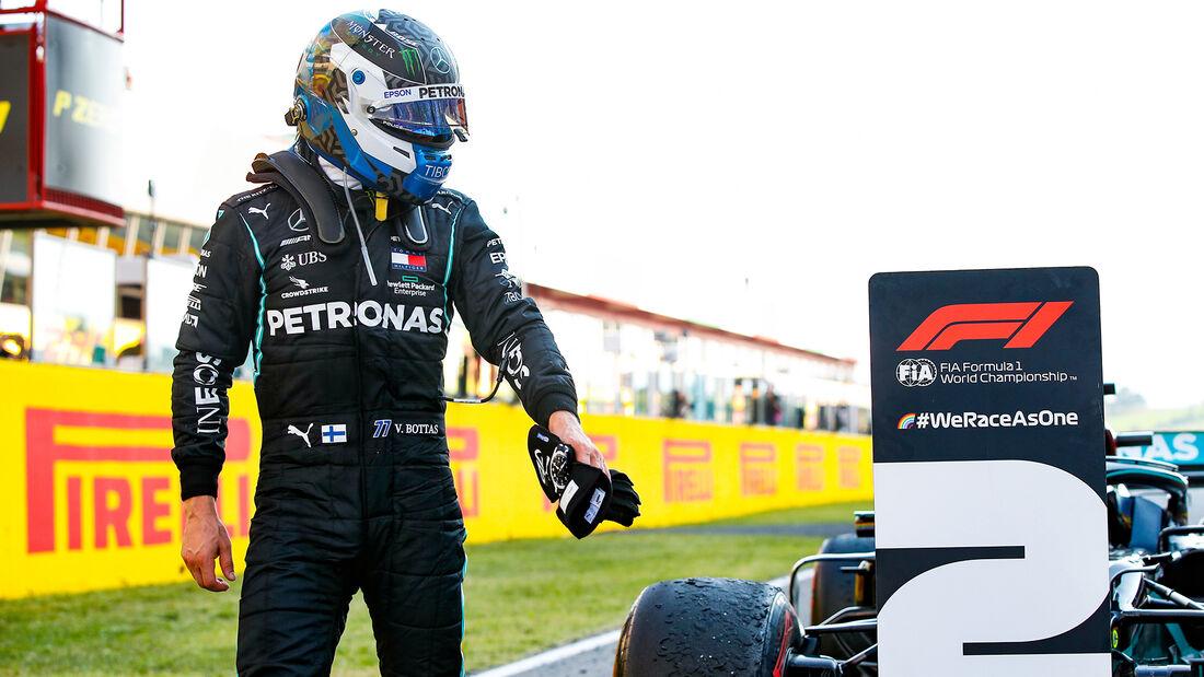 Valtteri Bottas - GP Toskana  - Mugello - Formel 1 - 2020
