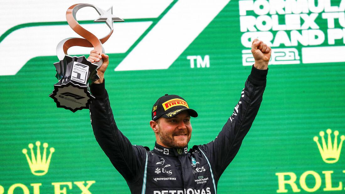Valtteri Bottas - GP Türkei 2021