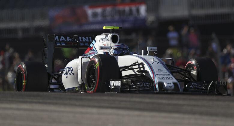 Williams gegen Force India