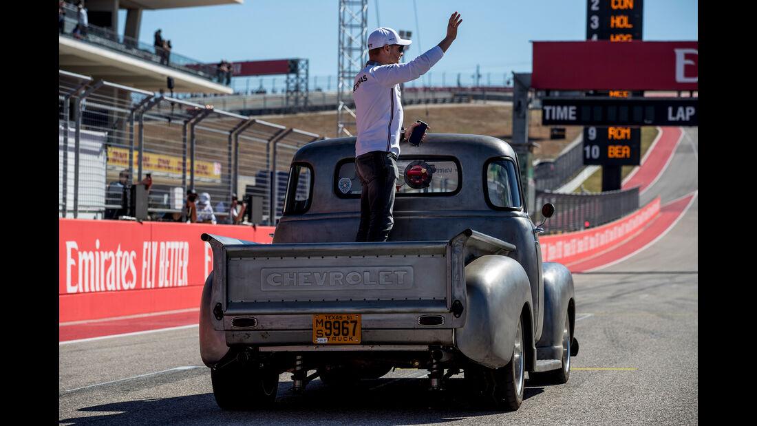 Valtteri Bottas - GP USA 2019