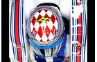 Valtteri Bottas - Helm GP Monaco 2014