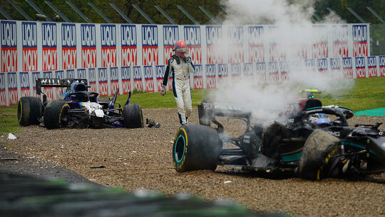 Valtteri Bottas - Imola - Formel 1 - GP Emilia Romagna - 2021
