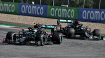 Valtteri Bottas - Lewis Hamilton - Mercedes - GP Österreich 2020 - Spielberg