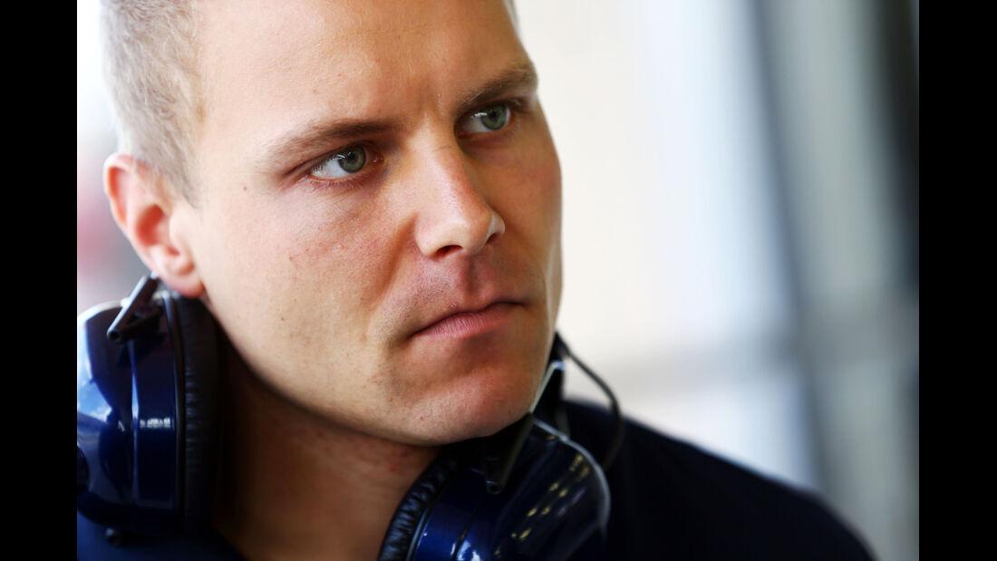 Valtteri Bottas - Marussia - Formel 1 - Test - Bahrain - 1. März 2014