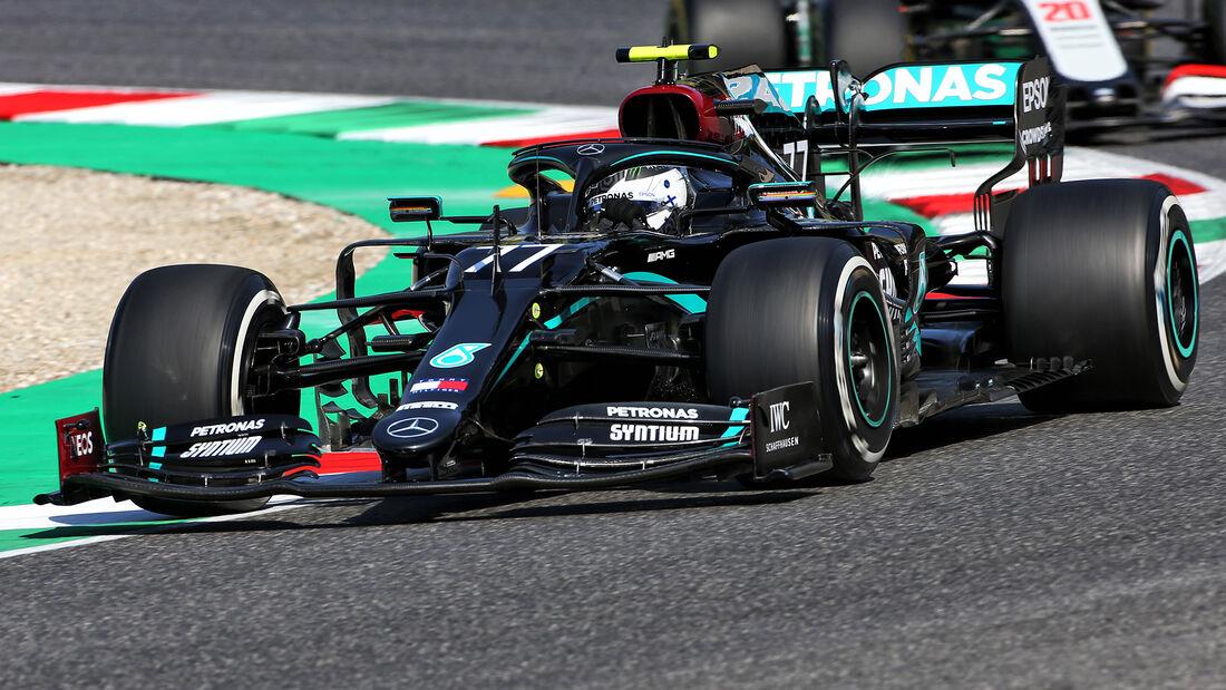 Valtteri Bottas - McLaren - GP Toskana 2020