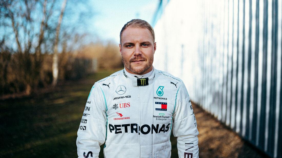 Valtteri Bottas - Mercedes - 2020