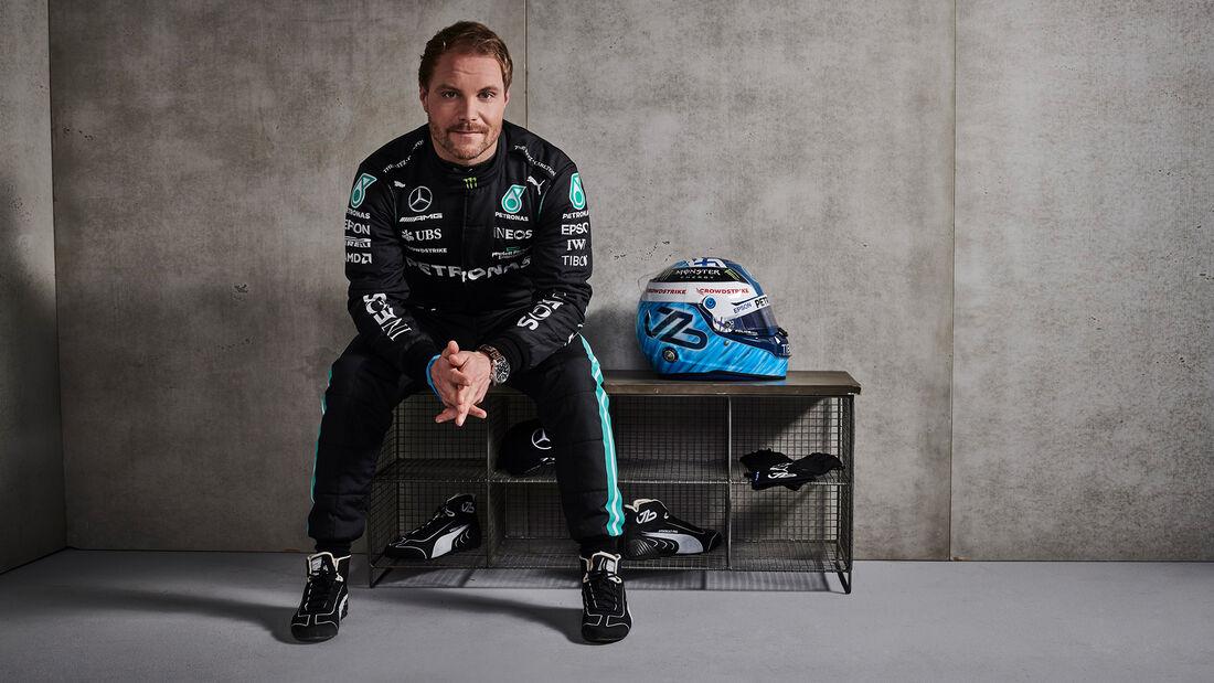 Valtteri Bottas - Mercedes - F1 - 2021