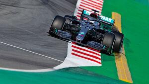 Valtteri Bottas - Mercedes - F1 - Test - 2020