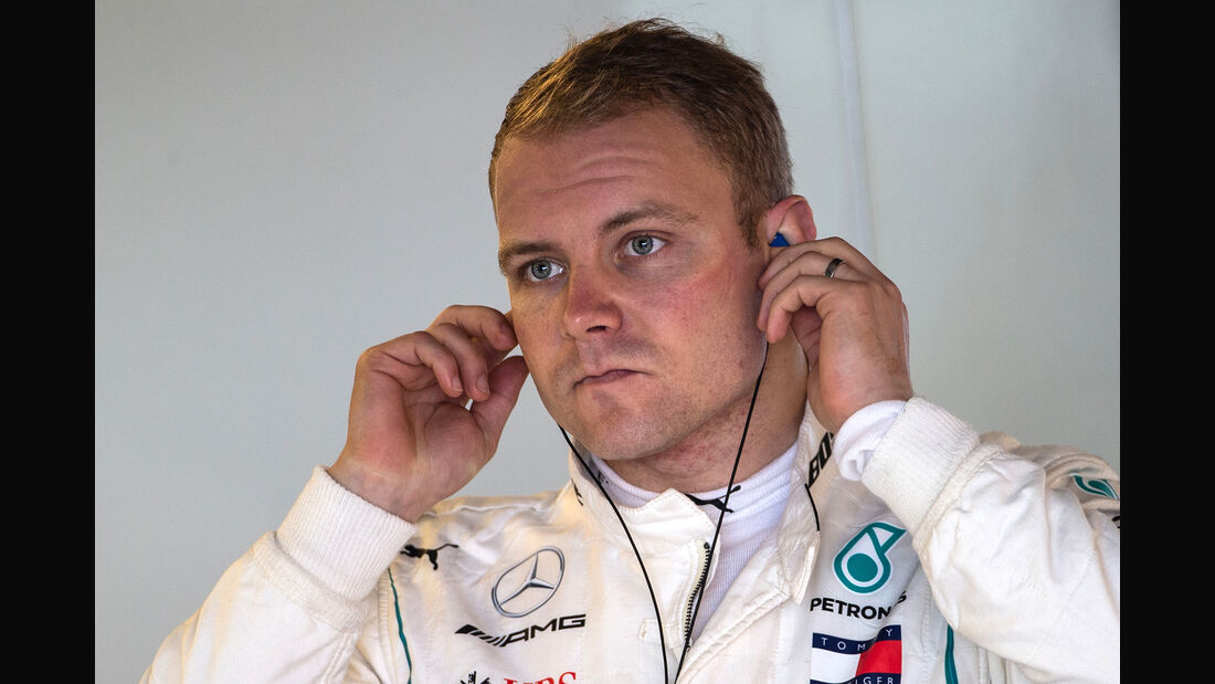 Valtteri Bottas - Mercedes - F1-Test - Abu Dhabi - 28. November 2018