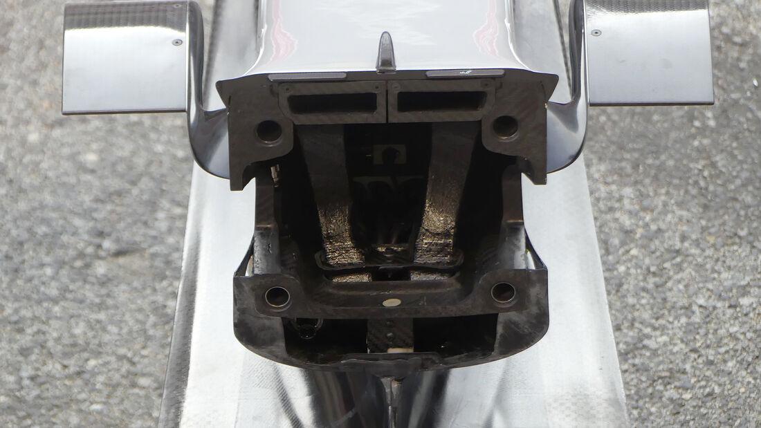 Valtteri Bottas - Mercedes - F1-Test - Barcelona - 21. Februar 2020