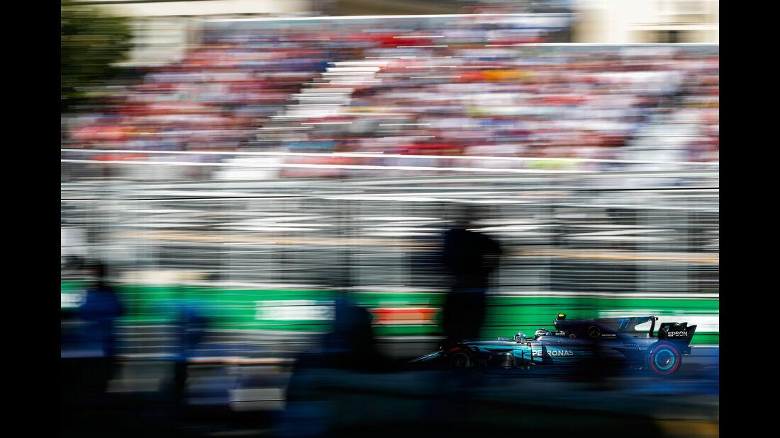Valtteri Bottas - Mercedes - Formel 1
