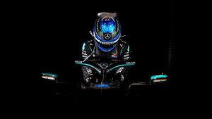 Valtteri Bottas - Mercedes - Formel 1 - GP Abu Dhabi - Freitag - 11.12.2020
