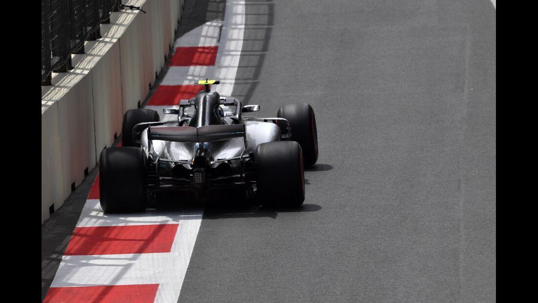 Valtteri Bottas - Mercedes - Formel 1 - GP Aserbaidschan - 27. April 2018