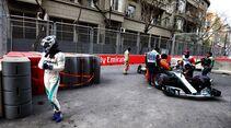 Valtteri Bottas - Mercedes - Formel 1 - GP Aserbaidschan - 28. April 2018