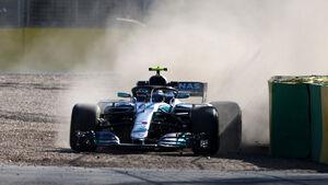Valtteri Bottas - Mercedes - Formel 1 - GP Australien - Melbourne - 23. März 2018