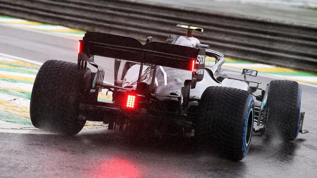 Valtteri Bottas - Mercedes - Formel 1 - GP Brasilien - Sao Paulo - 15. November 2019