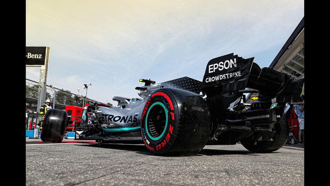 Valtteri Bottas - Mercedes - Formel 1 - GP Deutschland - Hockenheim 2019