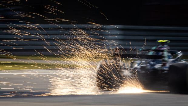 Valtteri Bottas - Mercedes - Formel 1 - GP Eifel - Nürburgring - Samstag - 10.10.2020