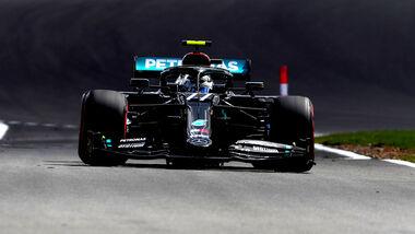 Valtteri Bottas - Mercedes - Formel 1 - GP England - Silverstone - 1. August 2020