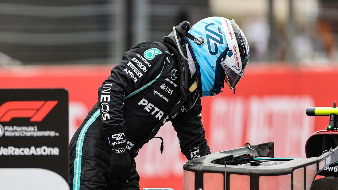 Valtteri Bottas - Mercedes - Formel 1 - GP Frankreich - Le Castellet - 19. Juni 2021