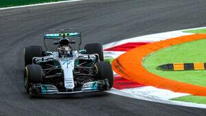 Valtteri Bottas - Mercedes - Formel 1 - GP Italien - Monza - 1. September 2017