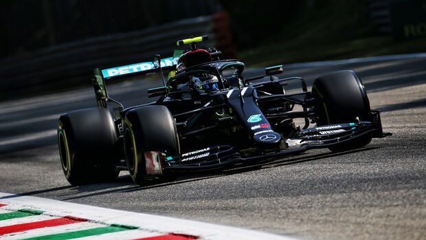 Valtteri Bottas - Mercedes - Formel 1 - GP Italien - Monza - 4. September 2020