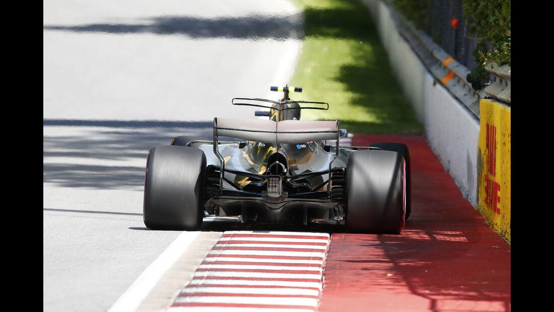 Valtteri Bottas - Mercedes - Formel 1 - GP Kanada - Montreal - 10. Juni 2017