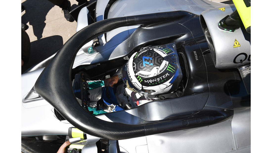 Valtteri Bottas - Mercedes - Formel 1 - GP Kanada - Montreal - 9. Juni 2018