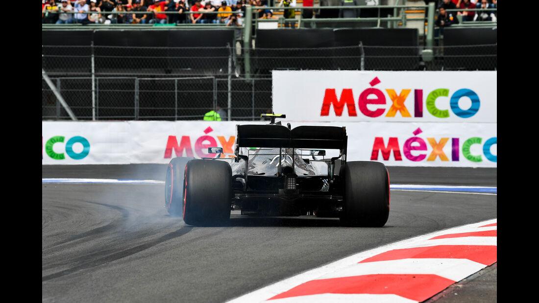 Valtteri Bottas - Mercedes - Formel 1 - GP Mexiko - 26. Oktober 2019