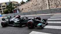 Valtteri Bottas - Mercedes - Formel 1 - GP Monaco 2021