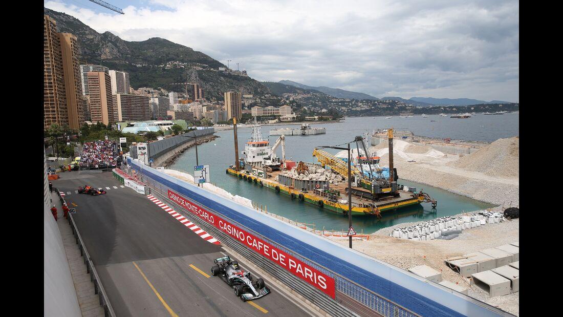Valtteri Bottas - Mercedes - Formel 1 - GP Monaco - 26. Mai 2019