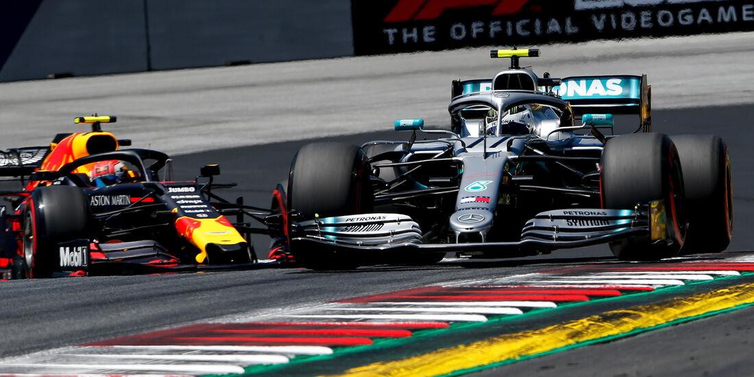 Valtteri Bottas - Mercedes - Formel 1 - GP Östereich - Spielberg - 28. Juni 2019