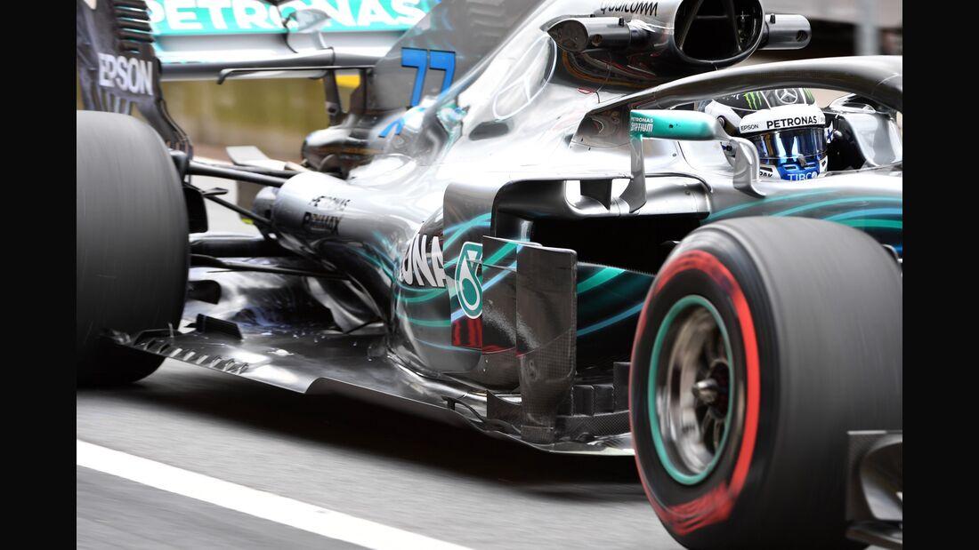 Valtteri Bottas - Mercedes - Formel 1 - GP Österreich - 29. Juni 2018