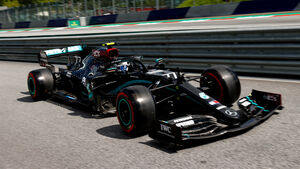 Valtteri Bottas - Mercedes - Formel 1 - GP Österreich - 4. Juli 2020