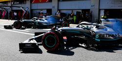 Valtteri Bottas - Mercedes - Formel 1 - GP Österreich - Spielberg - 29. Juni 2019
