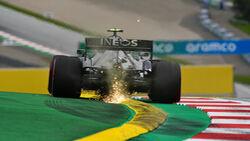 Valtteri Bottas - Mercedes - Formel 1 - GP Österreich - Spielberg - 3. Juli 2020